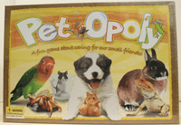 Board Game: Pet-Opoly