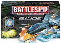 Board Game: Battleship: G.I. JOE The Rise of Cobra Edition
