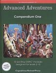 RPG Item: Advanced Adventures Compendium One