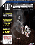 Issue: Tsunami Quarterly Review (Issue 1 - Winter 2013)