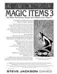 RPG Item: GURPS Magic Items 3