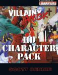 RPG Item: Villainy Amok (HD Character Pack)