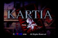 Video Game: Kartia: The Word of Fate