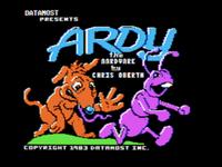 Video Game: Ardy the Aardvark