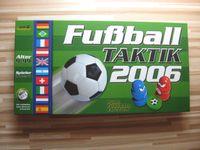 Board Game: Soccer Tactics World