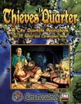 RPG Item: Thieves' Quarter: A City Quarters Sourcebook