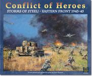 Board Game: Conflict of Heroes: Storms of Steel! – Kursk 1943