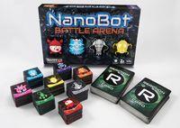 Board Game: NanoBot Battle Arena