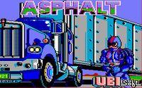 Video Game: Asphalt