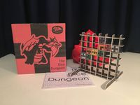 Board Game: D6 Dungeon