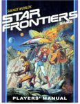 RPG Item: Savage Star Frontiers Players Manual