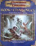 RPG Item: Book of Challenges