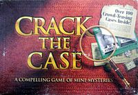 Board Game: Crack the Case