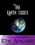 RPG Item: The Earth Codex