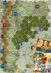 Board Game: Age of Steam Expansion: Argentina / The French Riviera