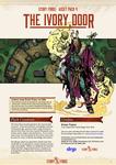 RPG Item: StoryForge: Asset Pack 04: The Ivory Door