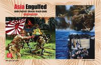 Board Game: Asia Engulfed