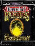 RPG Item: Van Richten's Guide to the Shadow Fey