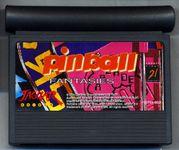 Video Game: Pinball Fantasies