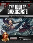 RPG Item: The Book of Dark Secrets Vol. 1