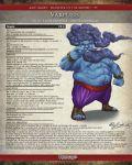 RPG Item: Monster of the Month #3: Varpulis (Pathfinder)