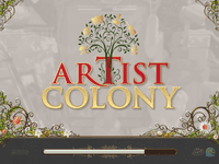 Video Game: Artist Colony