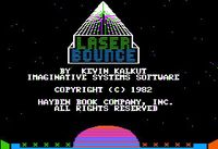 Video Game: Laser Bounce