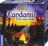 Board Game: Candamir: The First Settlers