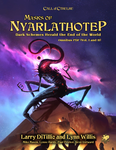 RPG Item: Masks of Nyarlathotep (5th edition)