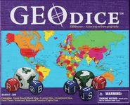 Board Game: GEOdice