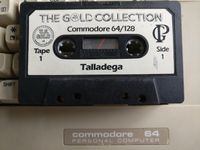 Video Game Compilation: The Gold Collection (Commodore 64)
