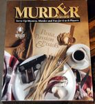 Board Game: Murder à la carte: Pasta, Passion & Pistols