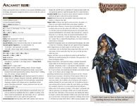 RPG Item: Advanced Class Guide: Arcanist