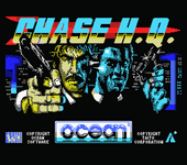 Video Game: Chase H.Q.