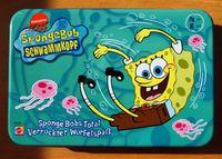 Board Game: Spongebob Squarepants Splash-n-Roll Game