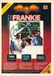 Video Game: Frankie Goes to Hollywood