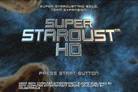 Video Game: Super Stardust HD