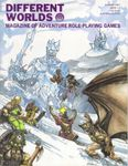 Issue: Different Worlds (Issue 13 - Aug 1981)