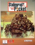 Board Game: Stalingrad Pocket 2nd Edition: The Wehrmacht's Greatest Disaster