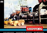 Board Game: Shipping