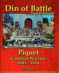 Board Game: Piquet: Din of Battle – Colonial Warfare 1845-1914 2nd Edition