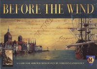 Board Game: Before the Wind