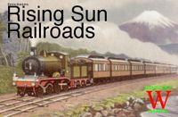 Board Game: Rising Sun Railroads