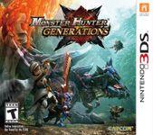 Video Game: Monster Hunter Generations