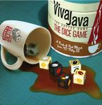 Board Game: VivaJava: The Coffee Game: The Dice Game