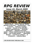 Issue: RPG Review (Issue 3 - Mar 2009)