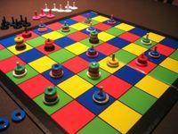 Board Game: Chamelequin