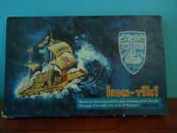 Board Game: Kon-tiki
