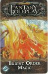 RPG Item: Bright Order Magic