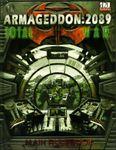 RPG Item: Armageddon: 2089 – Total War (Main Rulebook)